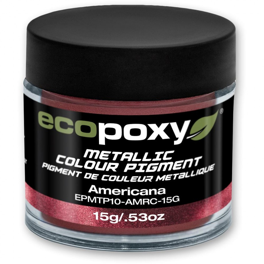 EcoPoxy Metallic Colour Pigment - Americana 15g