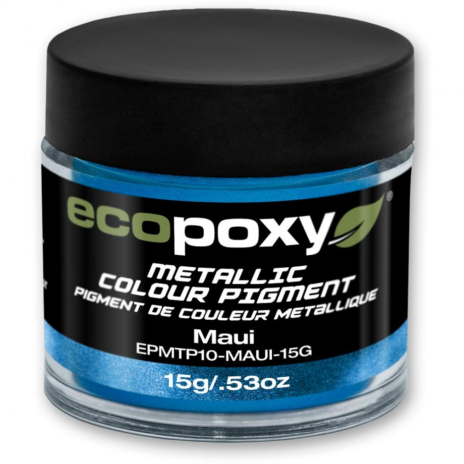 EcoPoxy Metallic Colour Pigment - Maui 15g