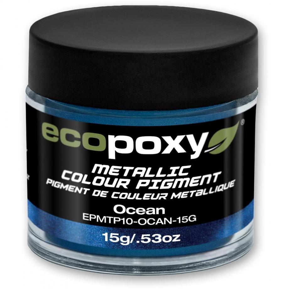 EcoPoxy Metallic Colour Pigment - Ocean 15g