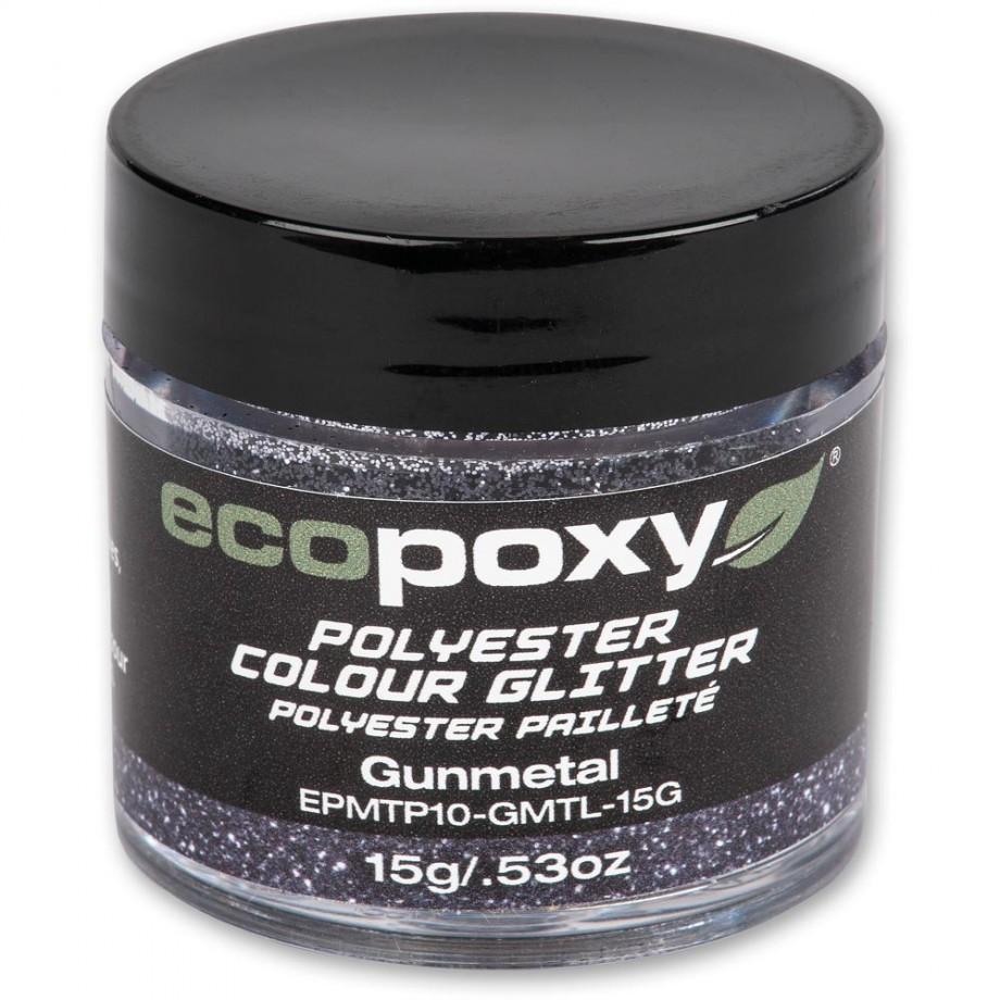 EcoPoxy Colour Glitter - Blue 15g