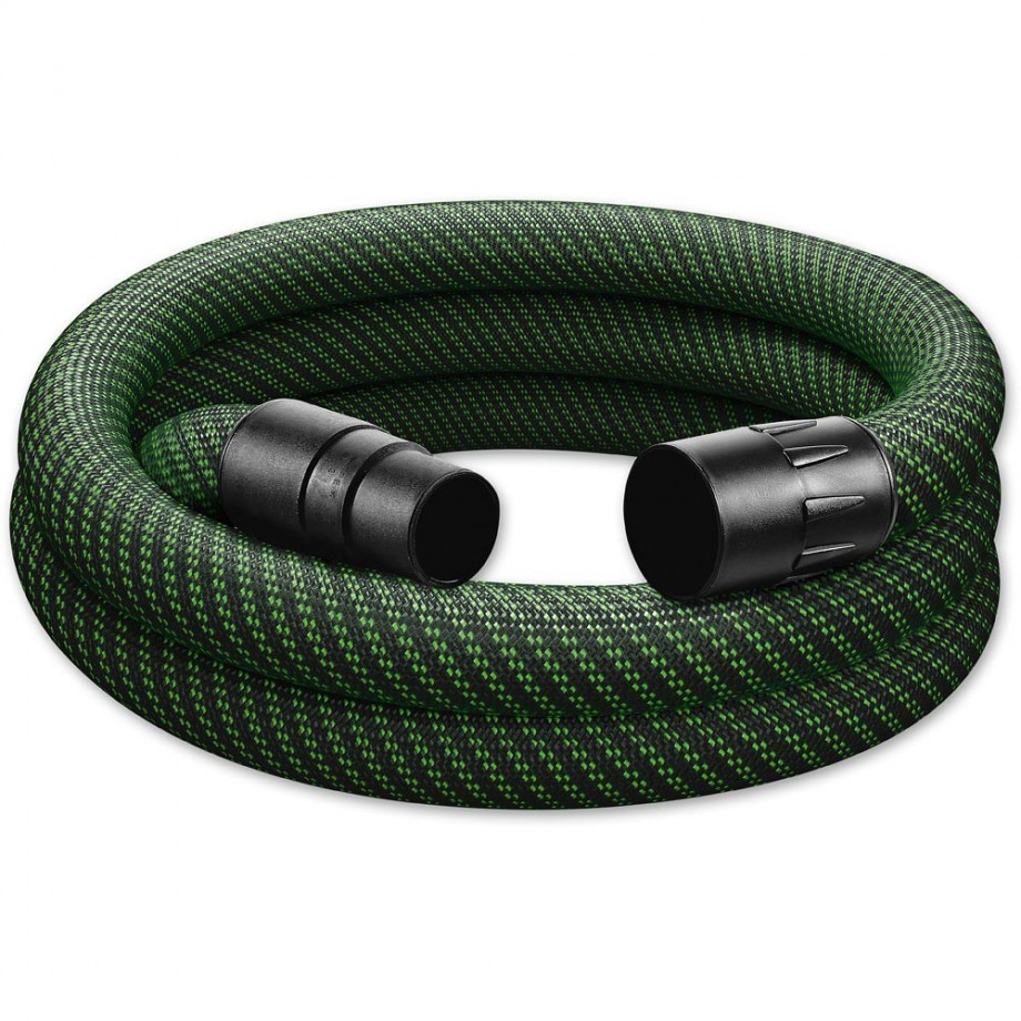 Festool Antistatic Suction Hose With RFID Chip D36 x 3.5m-AS/CTR
