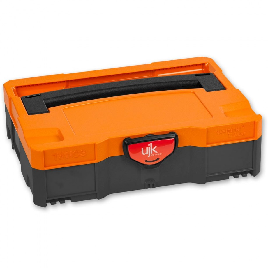 UJK Technology T-Loc Case & Foam Cutout For Parf Accessories