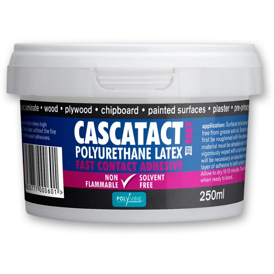 Cascatact Solvent Free Contact Adhesive