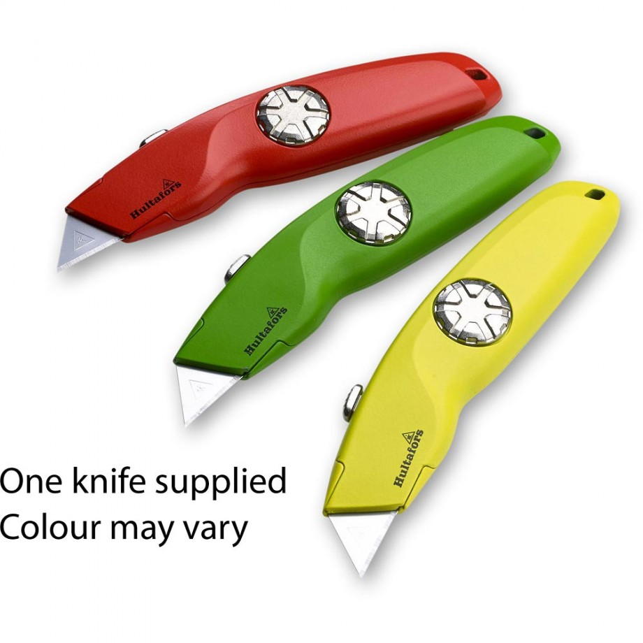 Hultafors Retractable Knife