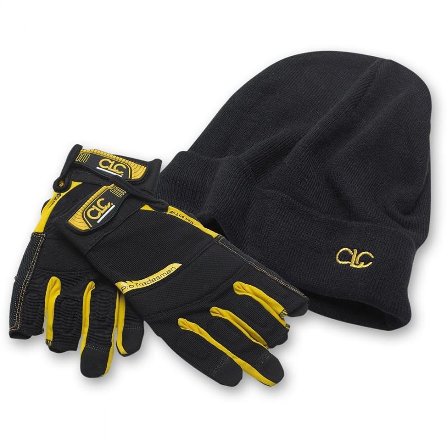 CLC Framer's Gloves & Beanie Hat