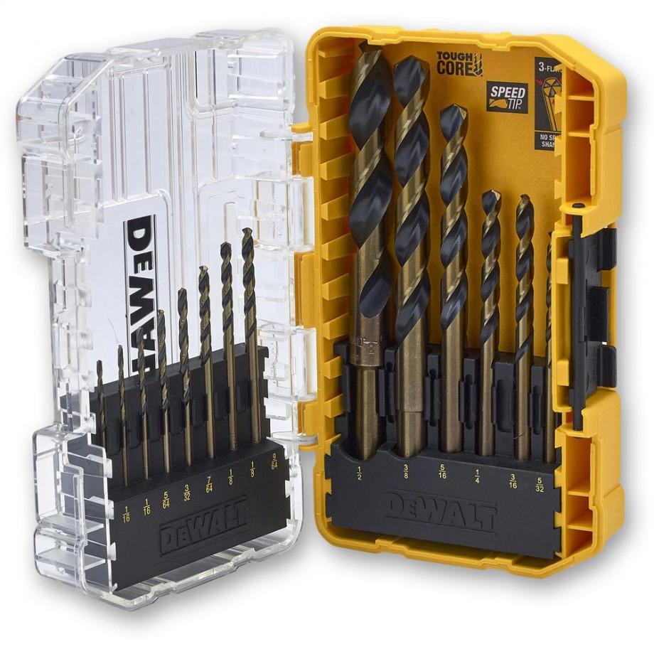 DeWALT 14 Piece Drill Bit Set