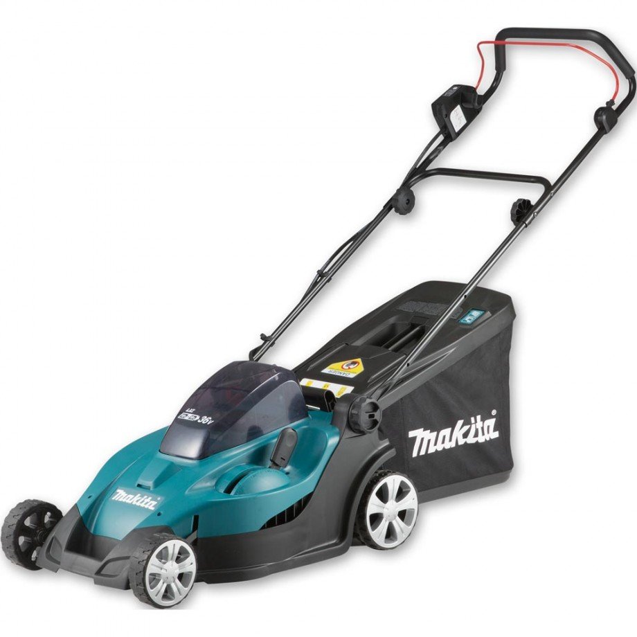 Makita DLM431Z Cordless Lawn Mower Twin 36V (Body Only)