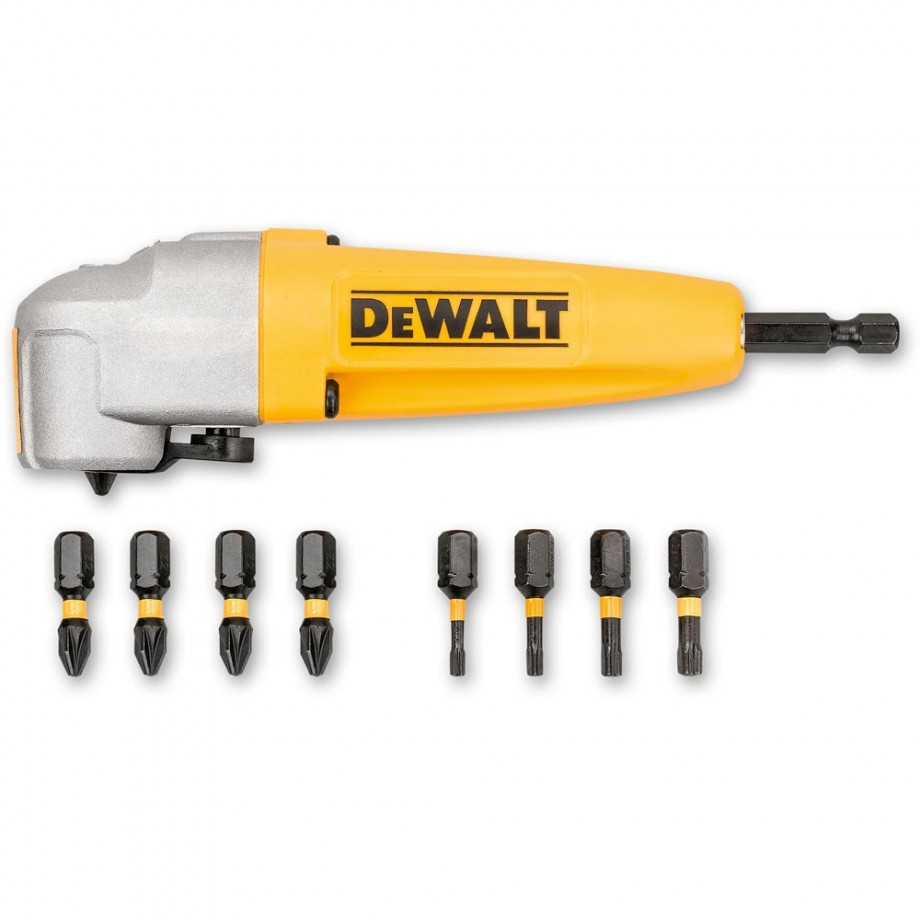 DeWALT DT70619T Impact Rated Right Angle Attachment