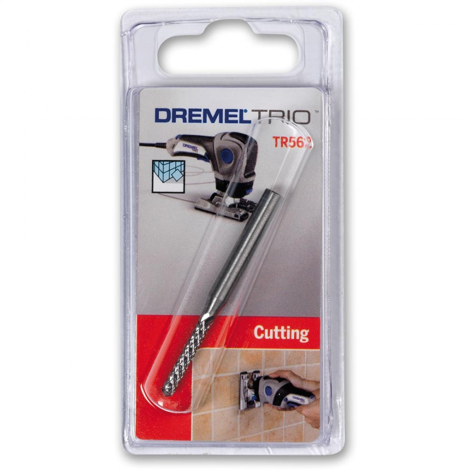 Dremel Tile Cutting Bit 562 Milling Accessories For