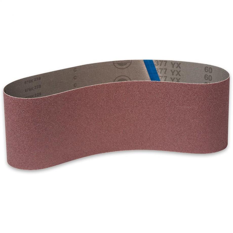 Hermes Sanding Belt 150 x 1,090mm x 60 Grit