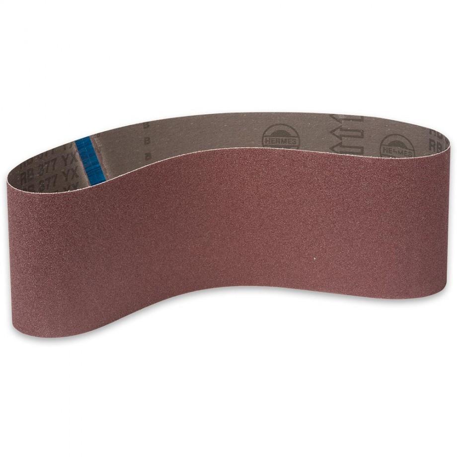 Hermes Abrasive Belt 150 x 1,090mm x 80 Grit