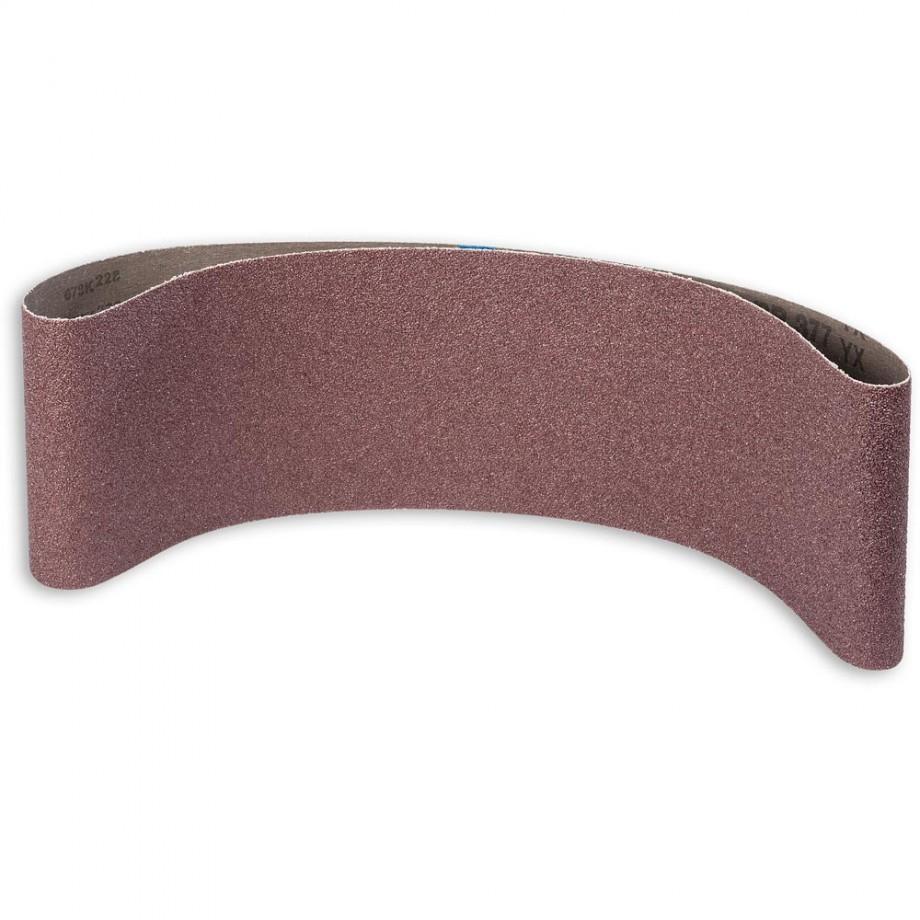 Hermes Abrasive Belt 150 x 1,220mm x 40 Grit