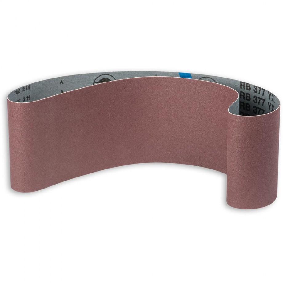 Hermes Abrasive Belt 150 x 1,220mm x 120 Grit