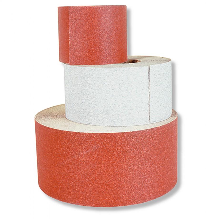 Hermes Resin Bonded Aluminium Oxide Abrasive Roll 10m x 115mm x 180G