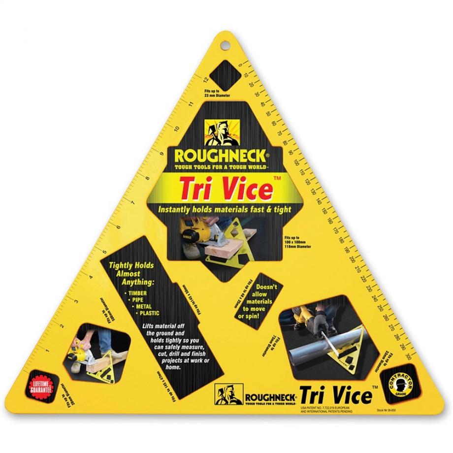 Roughneck Tri Vice