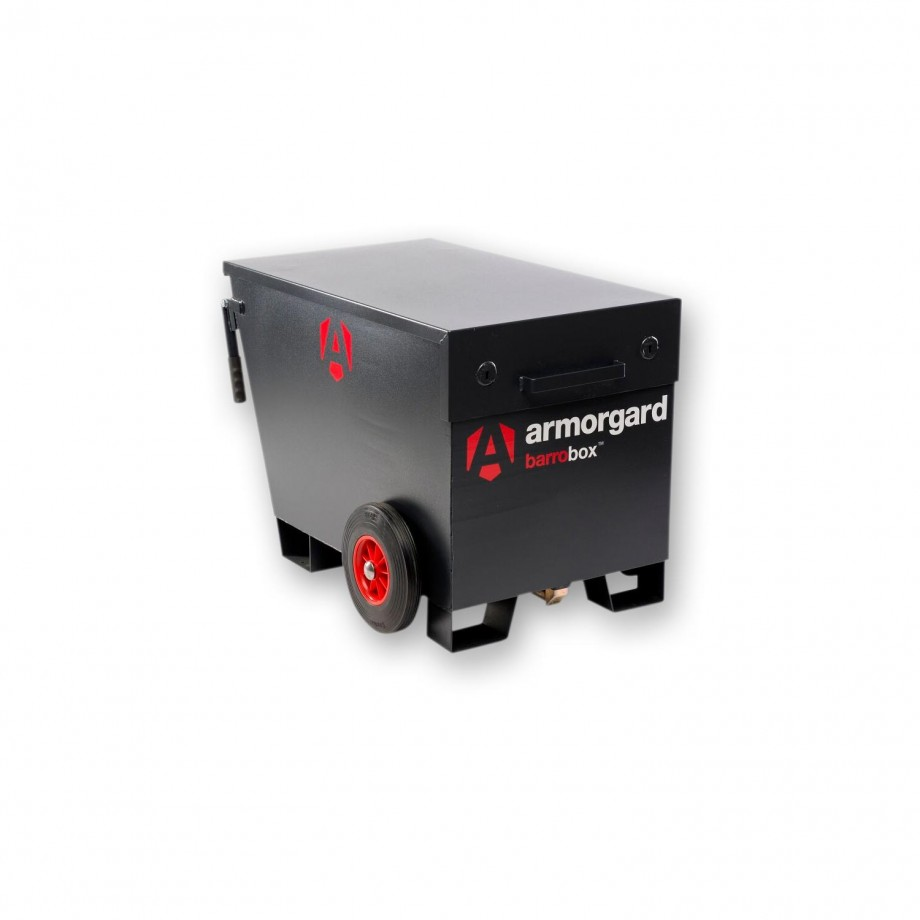 Armorgard Barrobox Mobile Site Security Box