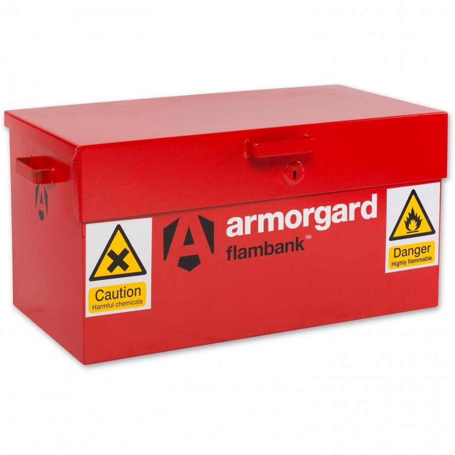 Armorgard FB2 Flambank Hazard Vault
