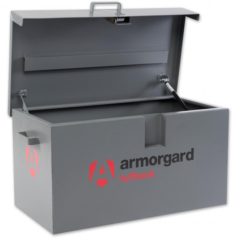 Armorgard Tuffbank Van Box
