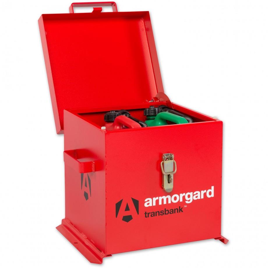 Armorgard TRB1 Transbank Hazard Box