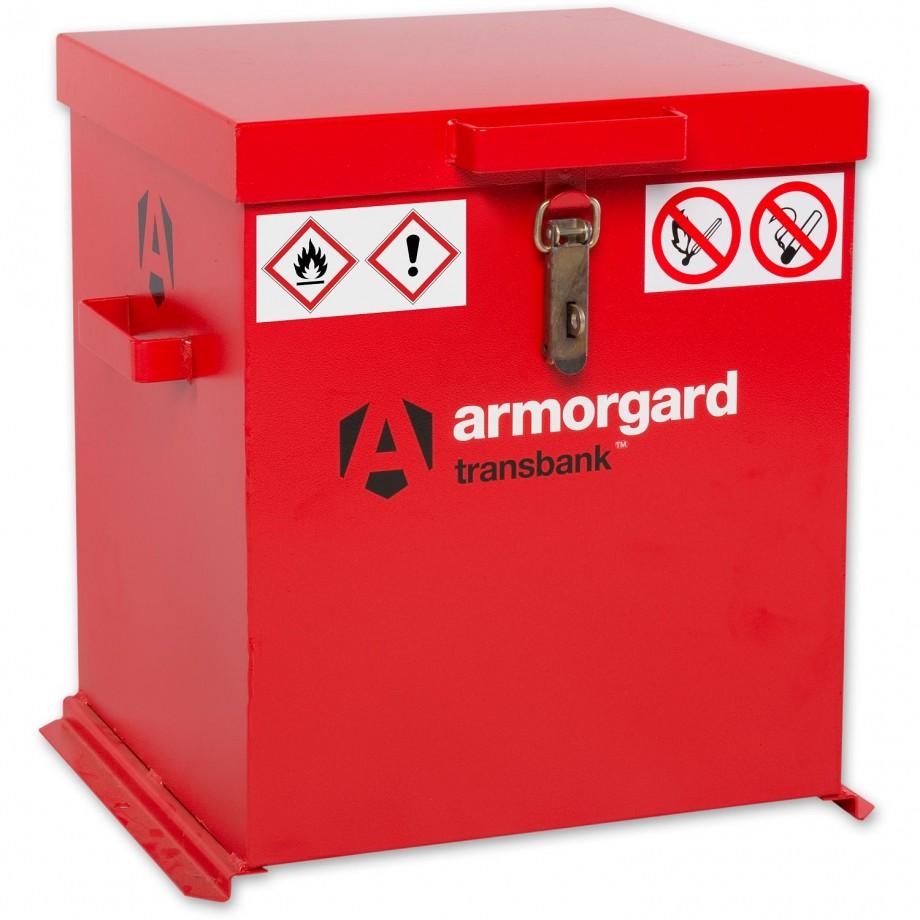 Armorgard TRB2 Transbank Hazard Box