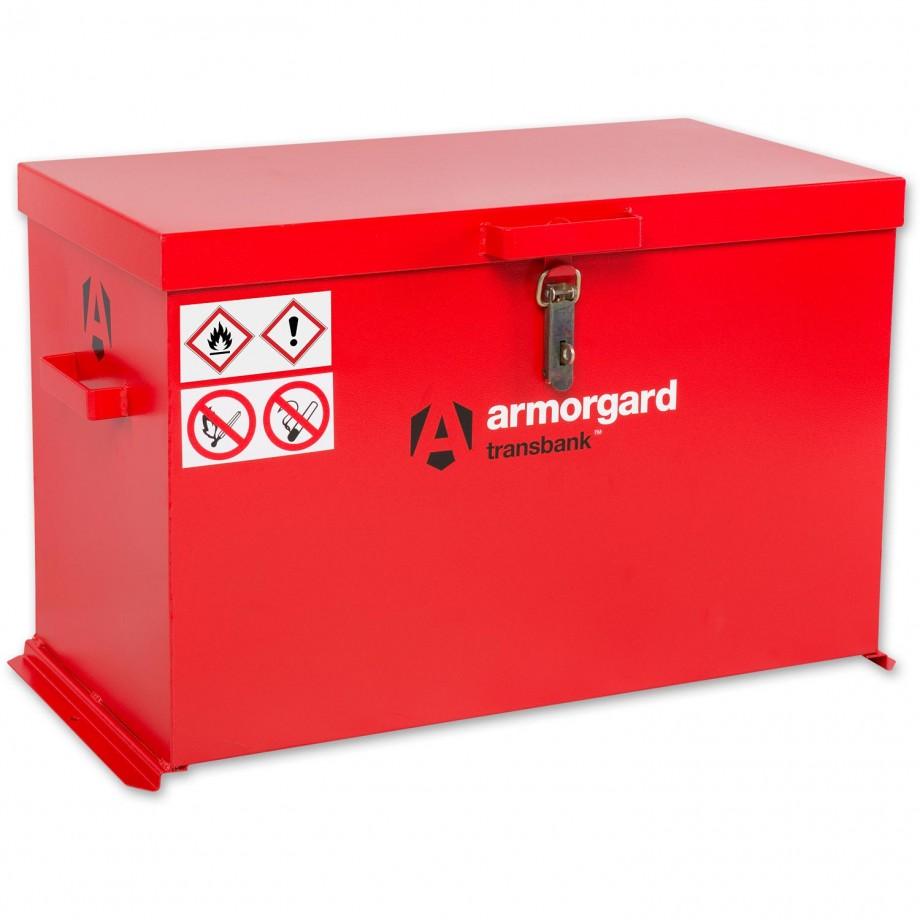 Armorgard TRB4 Transbank Hazard Box
