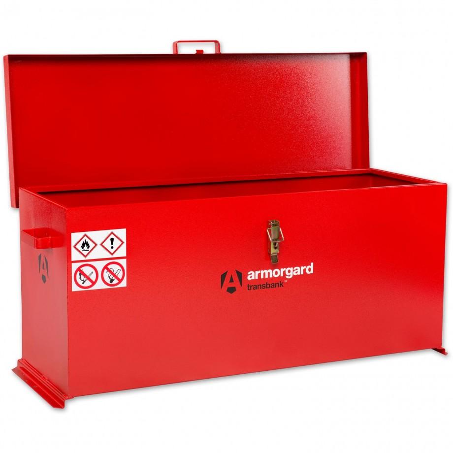 Armorgard TRB6 Transbank Hazard Box