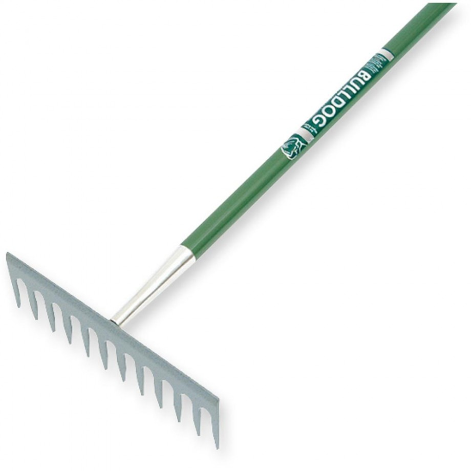 Bulldog Evergreen Garden Rake
