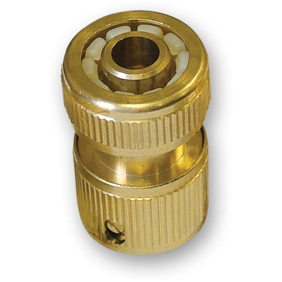 Faithfull Brass Female Hose Connector