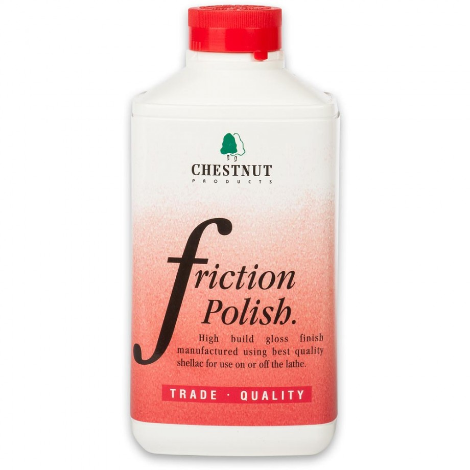 Chestnut Friction Polish- 1 litre