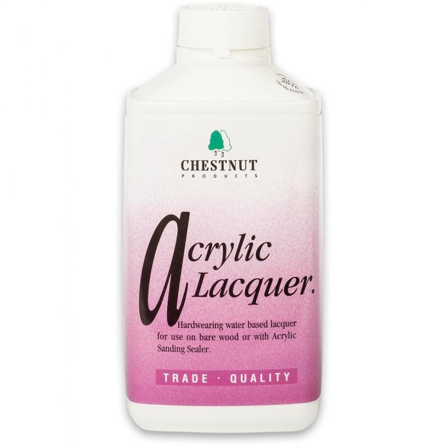 Chestnut Acrylic Lacquer - 1 litre