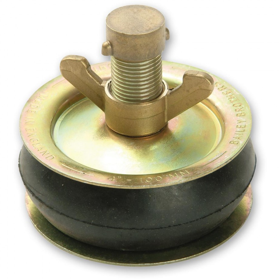 Bailey Drain Test Plugs - Brass Cap