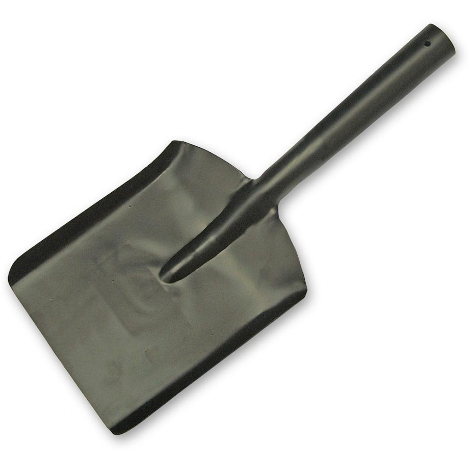 Faithfull Coal Shovel One Piece Steel