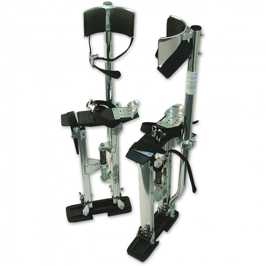 Faithfull Decorators Stilts 450-750mm