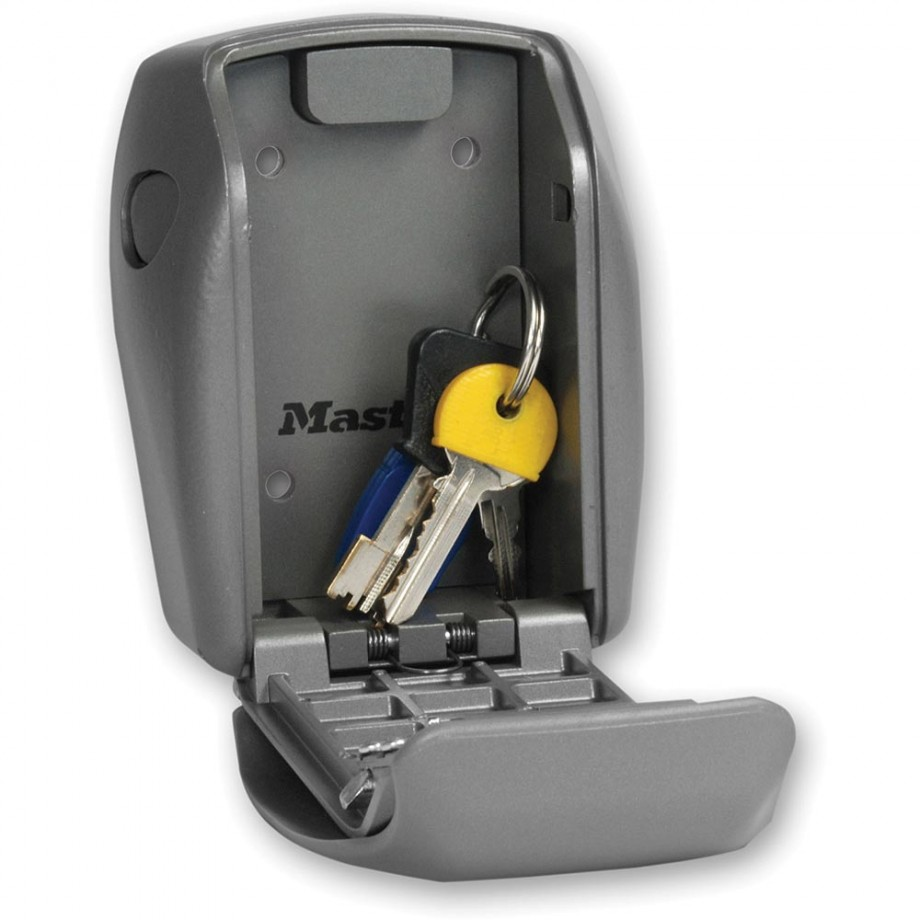 Master Lock Wall Mounted Reinforced Security Key Lock Box