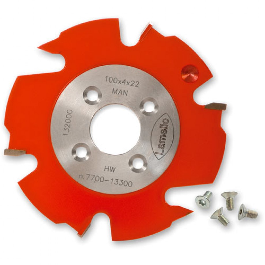 Lamello Biscuit Jointer Blade