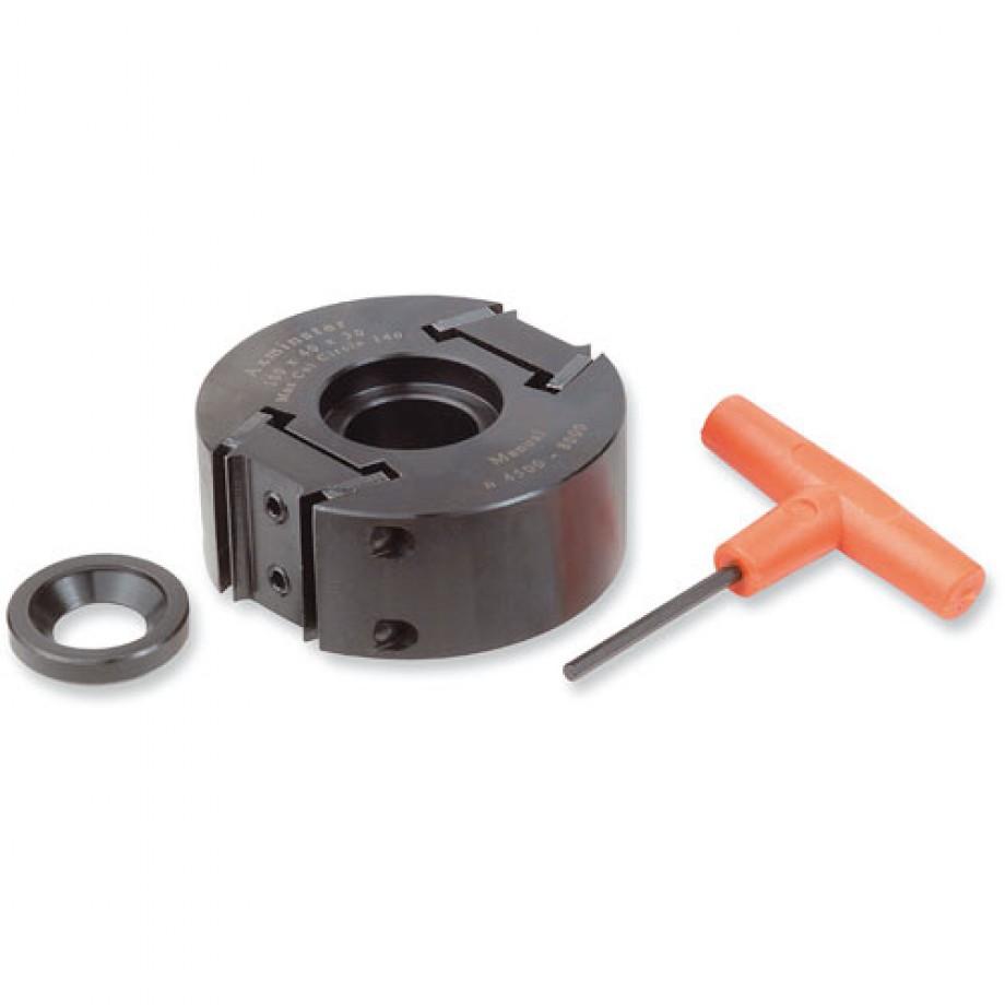 """Whitehill Steel Moulding Block - 100 x 40mm x 1.1/4"""""""