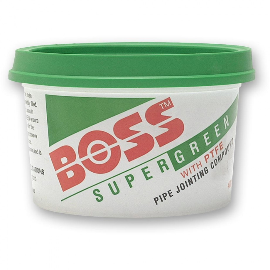 Boss Green 400 Gram Tin