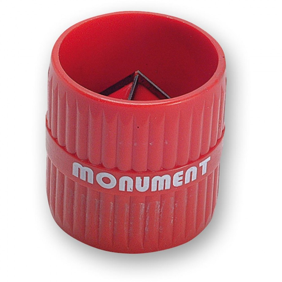 Monument 365F Internal + External Pipe End De Burrer