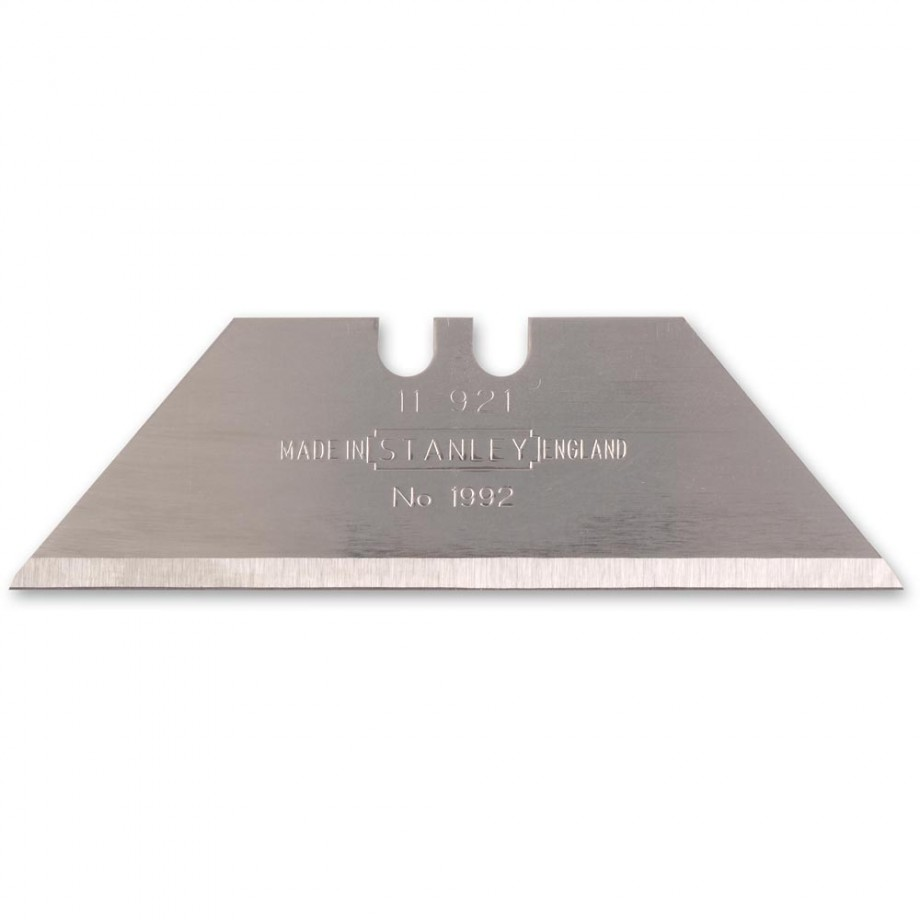 Stanley 1992B Knife Blades Heavy-Duty Pack of 10