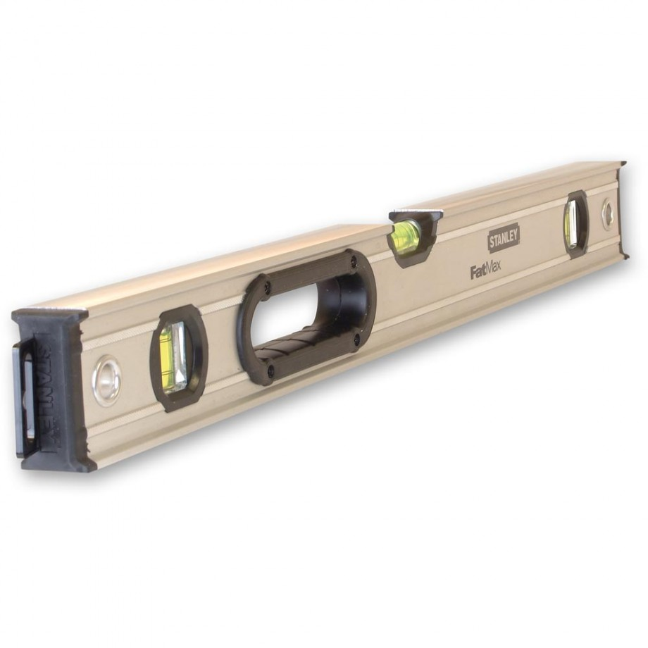 Stanley FatMax Magnetic Box Spirit Level - 120cm