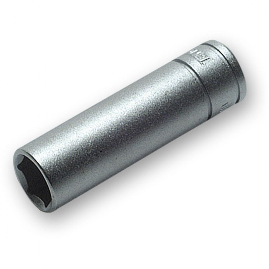 "Teng 1/4"" Drive 6 point Hex Deep Sockets"