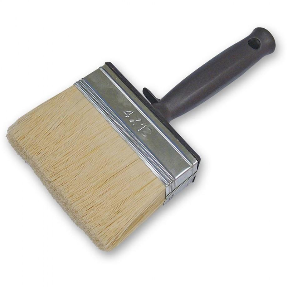 Faithfull Woodcare Shed & Fence Brush