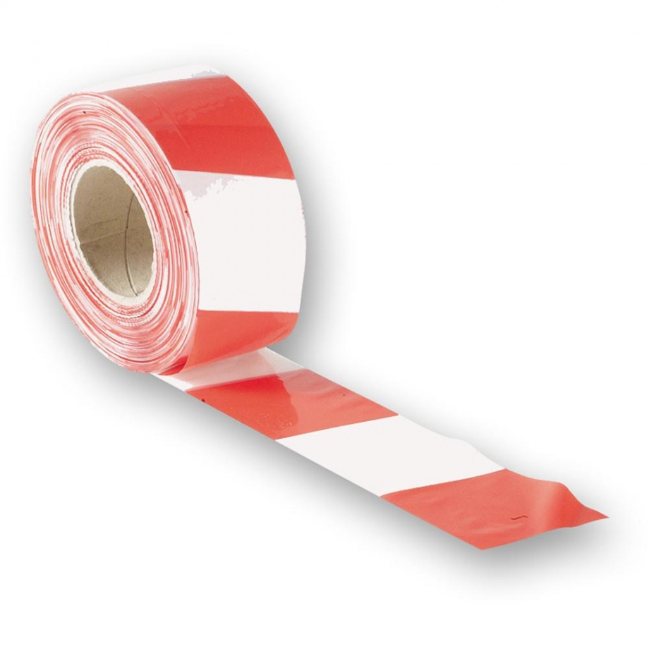 Faithfull Barrier Tape Red & White
