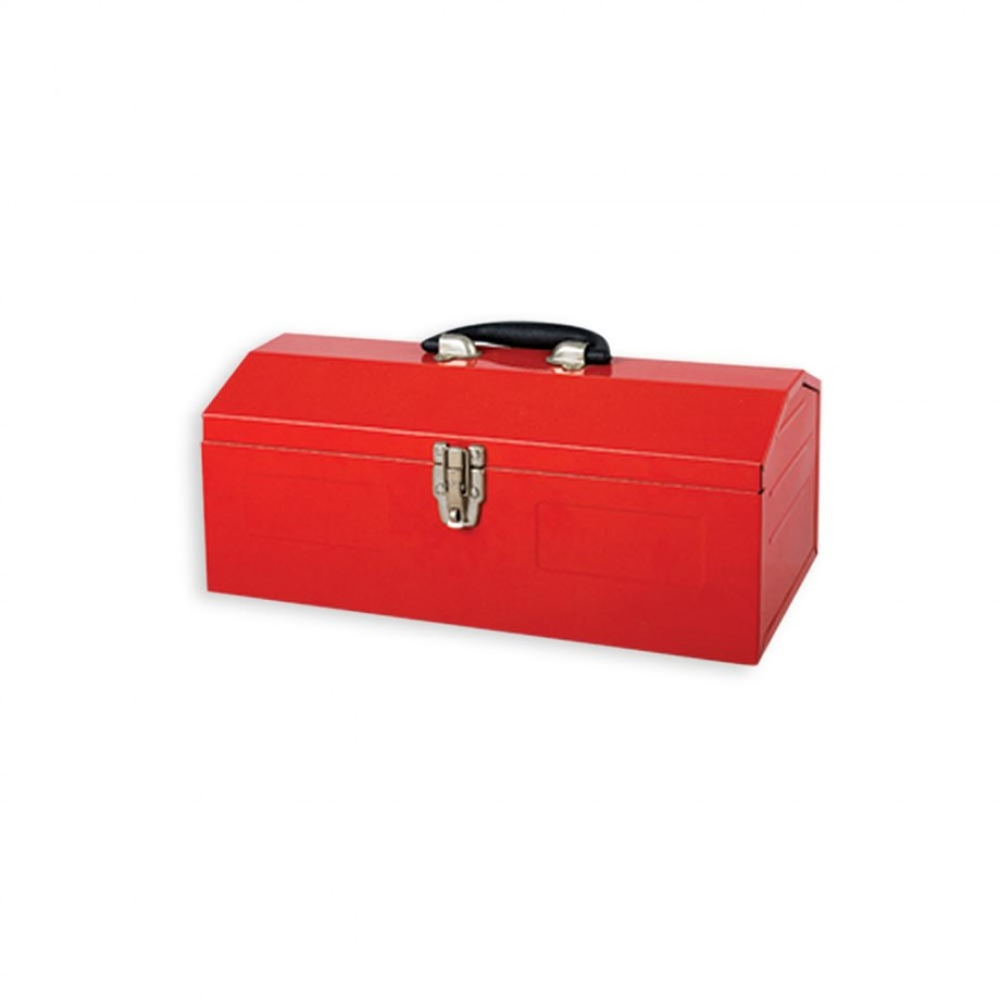 Faithfull Metal Barn Tool Box 42cm (17in)