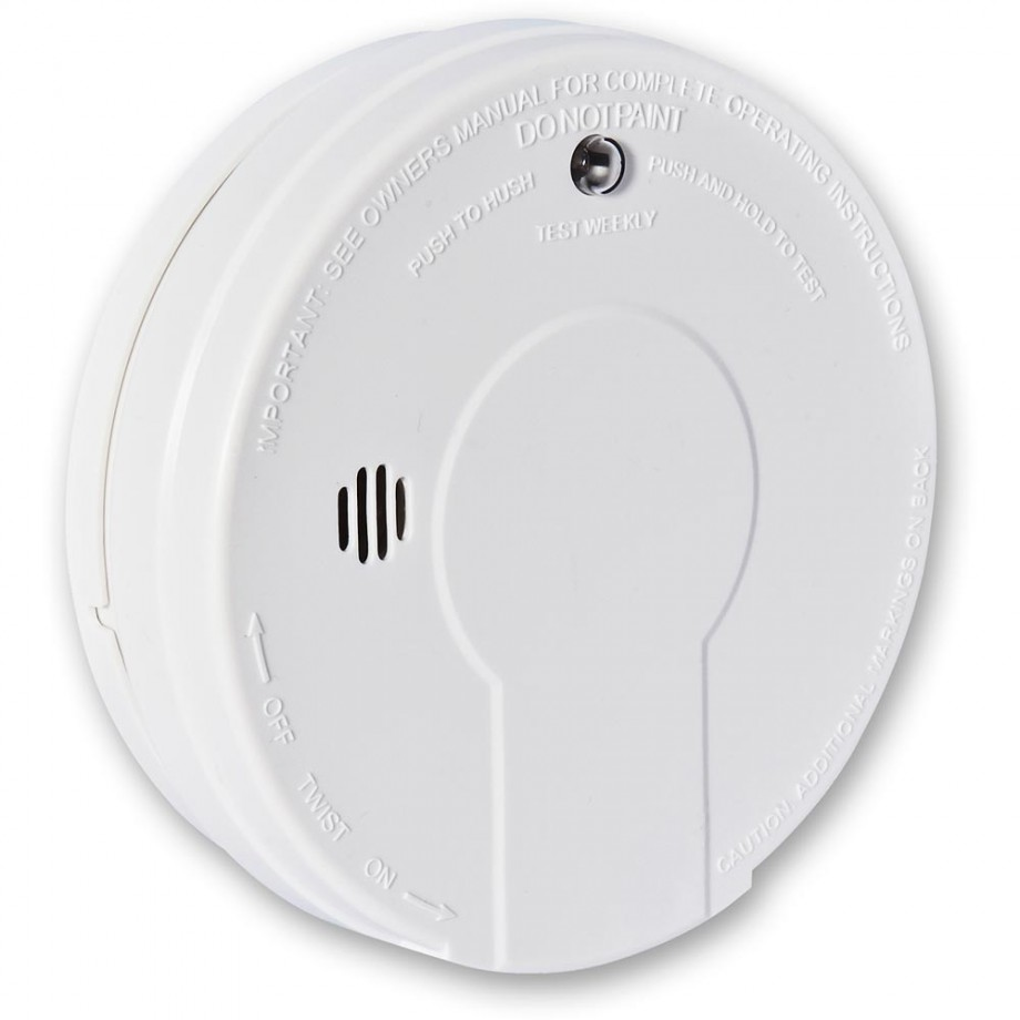 Kidde Smoke Alarm - Living Areas Hush Test