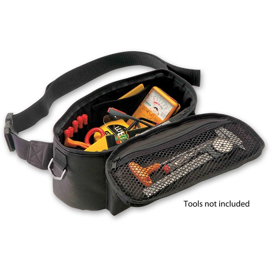 Plano 545TX Tool Bumbag with Document Compartment