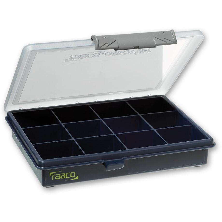 Raaco A6 Profi Assorter Service Box 12 Fixed Compartments
