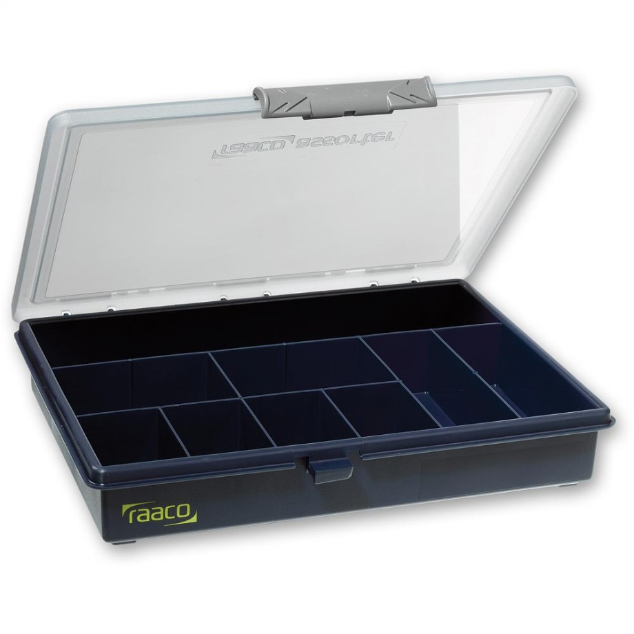 Raaco A5 Profi Assorter Service Box 9 Fixed Compartments