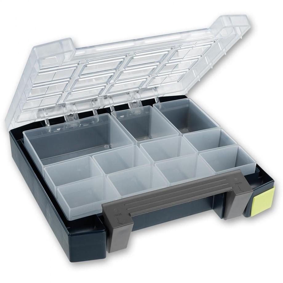 Raaco Boxxser 55 4x4 Pro Organiser Case 11 Inserts