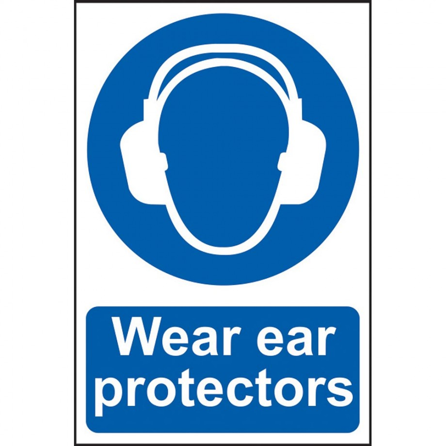 Scan Wear Ear Protectors Notice